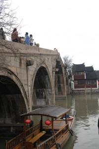 这座桥叫放生桥